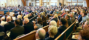 Bryan Johnston memorial service