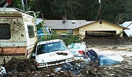 Clatskanie Mudslide
