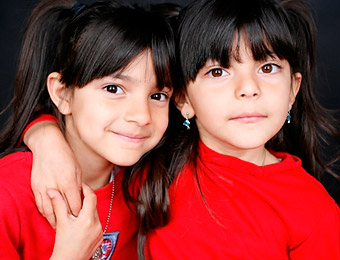 Jasmin and Gabriella